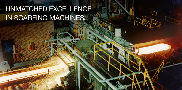 L-TEC Steel Industry Products: Unmatched Excellence in Scarfing Machines.