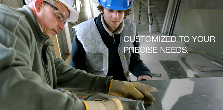 L-TEC: Customized to your Precise Needs.