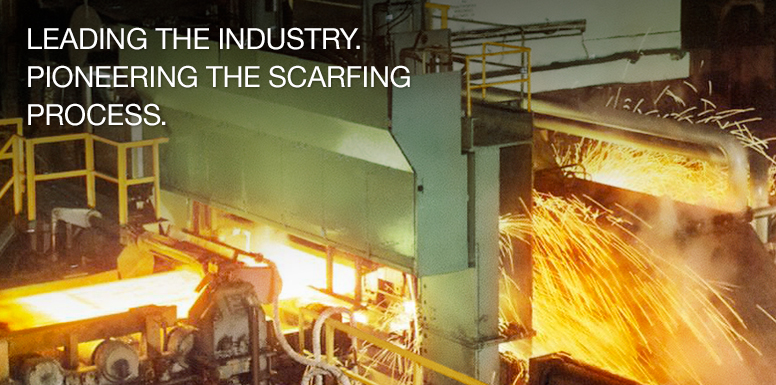 L-TEC: Leading the Industry. Pioneering the Scarfing Process.