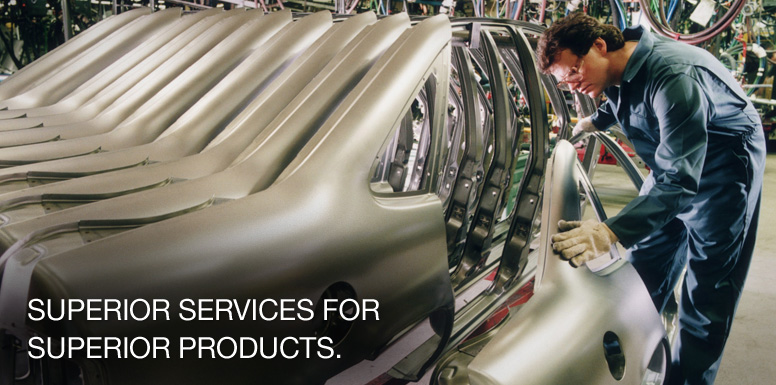 L-TEC: Superior Services for Superior Products.